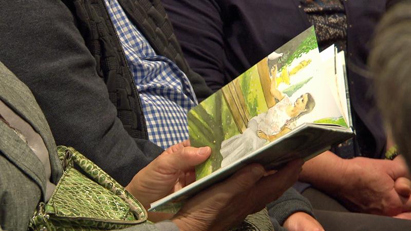 Zlata ditelina prezentacija knjiga i izložba