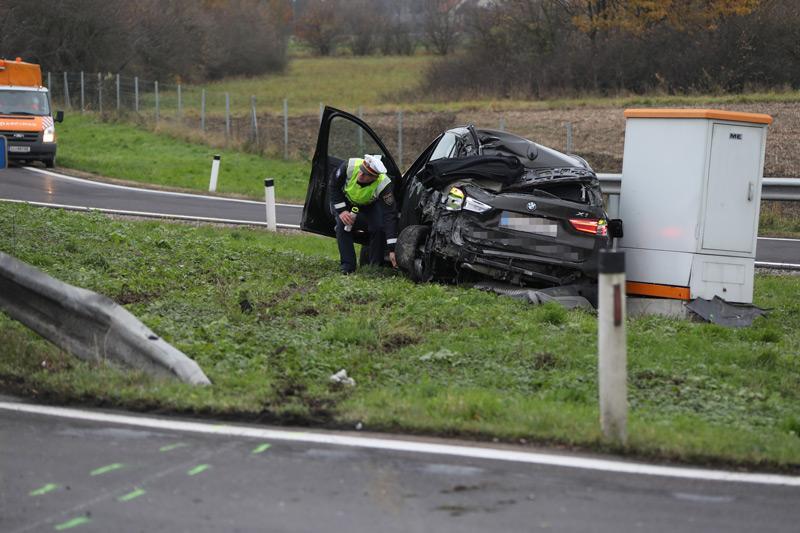 Tödlicher Unfall beim Knoten Linz