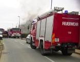 Hausbrand in Stegersbach