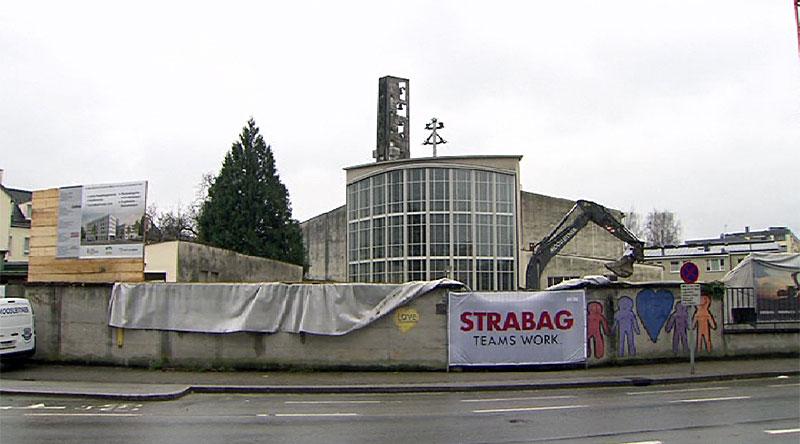 Neue Caritas-Zentrale