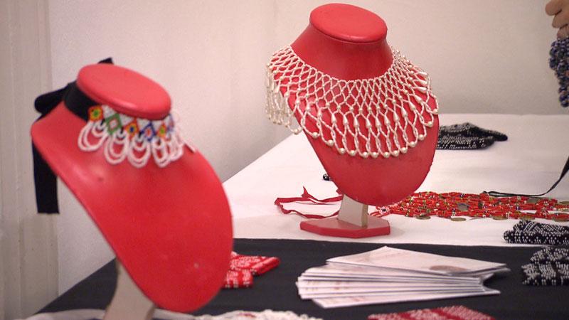 Djelaonica i izložba etno-nakita