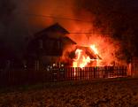 Ein Todesopfer bei Brand in Braunau