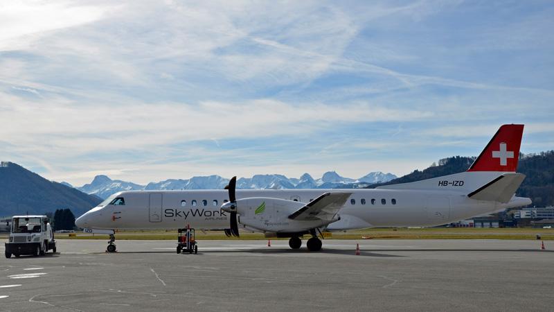 Skywork ersetzt Grazer Air Berlin-Flüge