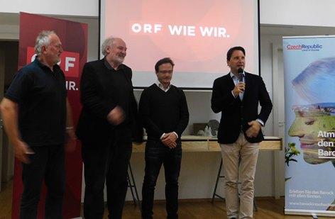 ORF Team Film Vorstellung