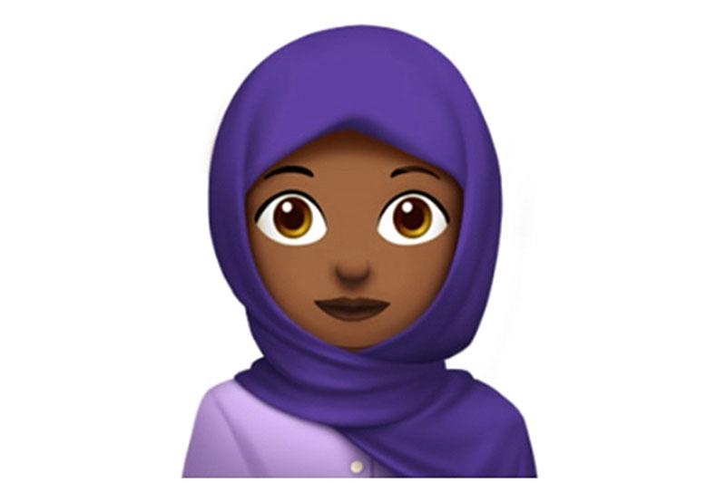 Kopftuch Emoji