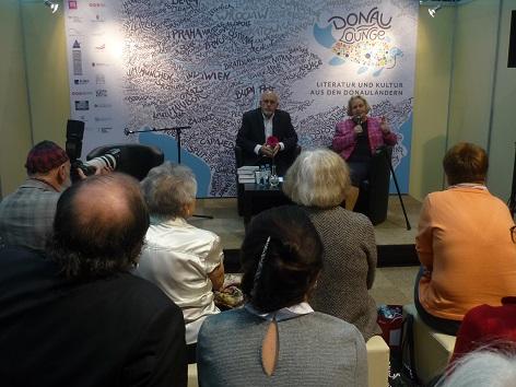 Mojmír Jeřábek a Sabine Gruša