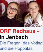 Redhaus in Jenbach