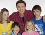 Robert Steiner und Kinder