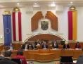 sjednica zemaljskoga sabora minjanje zakona o obaveznom školstvu željeznički uzao Vulkaprodrštof