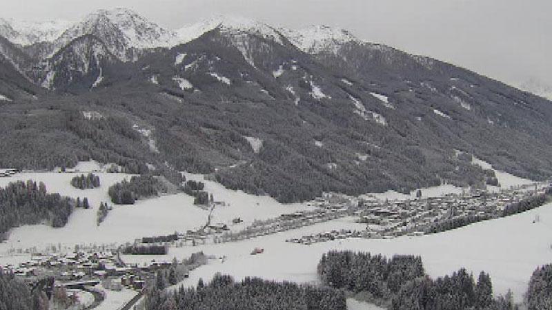 SIllian im Winter