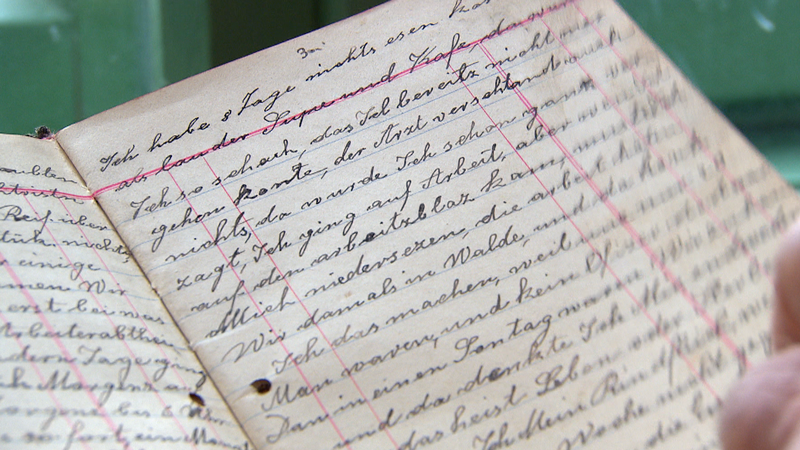 Johann Pachingers Tagebuch