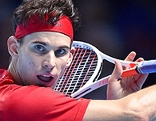 Dominic Thiem ATP Finals 2017