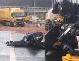 Tankwagenunfall