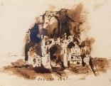 """""""Erinnerung an Chelles"""" verdeutlicht die Detailverliebtheit des Malers"""