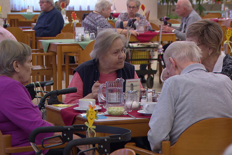 Seniorenwohnhaus Tamariske-Sonnenhof