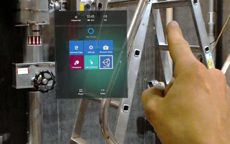 Virtuelle Realität zur Kraftwerksreparatur