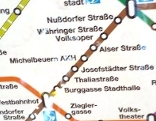 Netzplan Wiener Linien Fehler