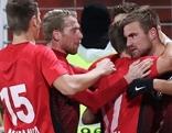 Fußball Bundesliga Admira Heimspiel