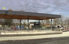 Umbau Bahnhof Lustenau