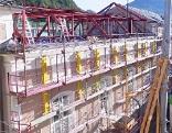 Chiemseehof Renovierung Baustelle