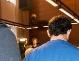 Prozess nach Mord an Joggerin, Polizist und Angeklagter