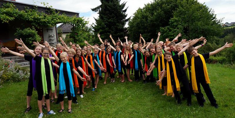 Happy Voices Musik Mittelschule Neufelden
