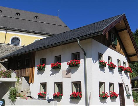 Literaturhaus Henndorf Wiesmühl