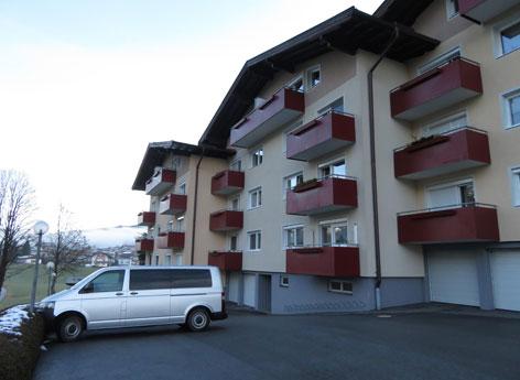 Mehrparteienhaus Westendorf