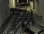 Kabelring Hochspannungsnetz Graz