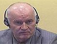 Ratko Mladić sodišče Haag