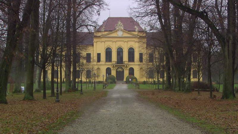 Kulturerbe Schloss Eckartsau Renovierung