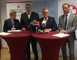 Sicherheitsgipfel des Landes Burgenland