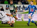 Fußball Erste Liga SKN Sankt Pölten SV Ried