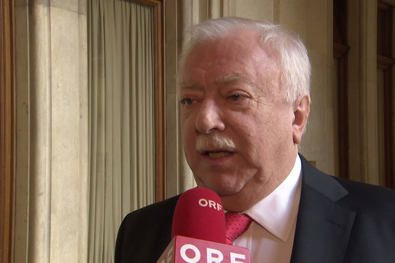 Michael Häupl im ORF-Interview