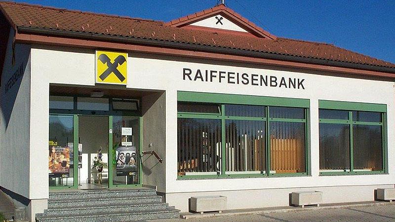 Raiffeisenbank Wiesfleck (geschlossen ab 7.12.2017)