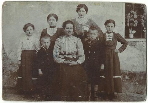 Hürm tschechische Bevölkerung