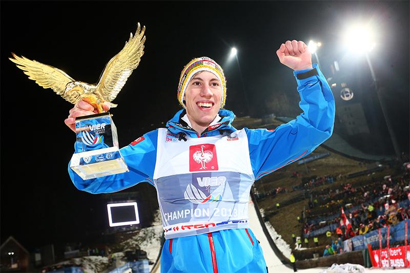Thomas Diethart Vierschanzentournee Jänner 2014