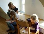 Kinder schreiben Texte