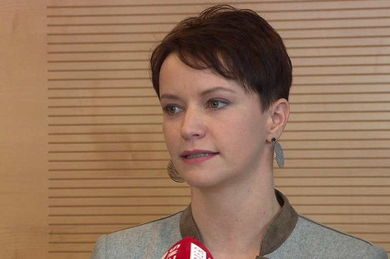 Sylvia Scherhaufer Landesjagdverband Generalsekretärin