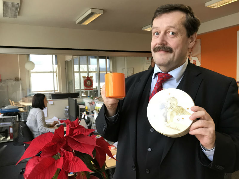 Werner Gruber Advent 2017