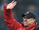 Nach dem 2:2 gegen Schalke sagte Stöger bereits den Fans Lebewohl