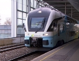 Westbahn Praterstern