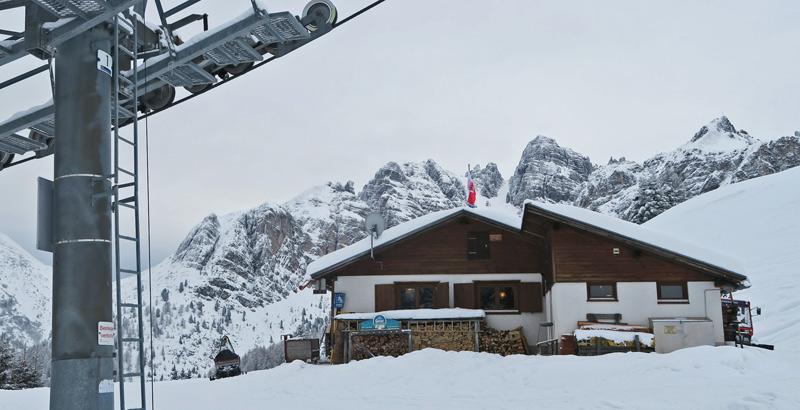 Rodelausflug Pleisenhütte Axams
