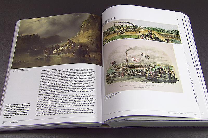 Buch Landeschronik Niederösterreich