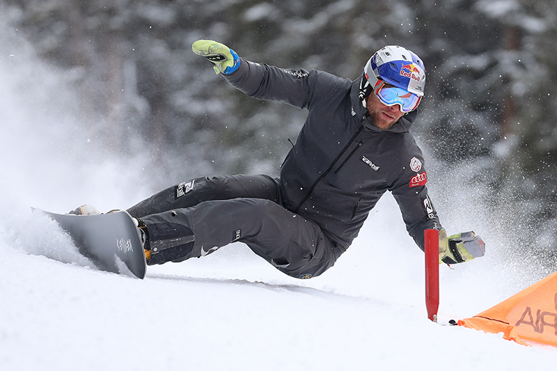 Vorschau Snowboard Weltcup Benjamin Karl