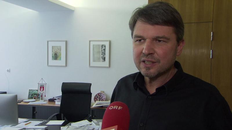 Bürgermeister Kurt Fischer