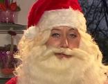 Weihnachtsmann Iris Köck