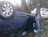 Verkehrsunfall Steinbrunn