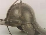 antiker Helm aus dem Zwettler Stadtmuseum