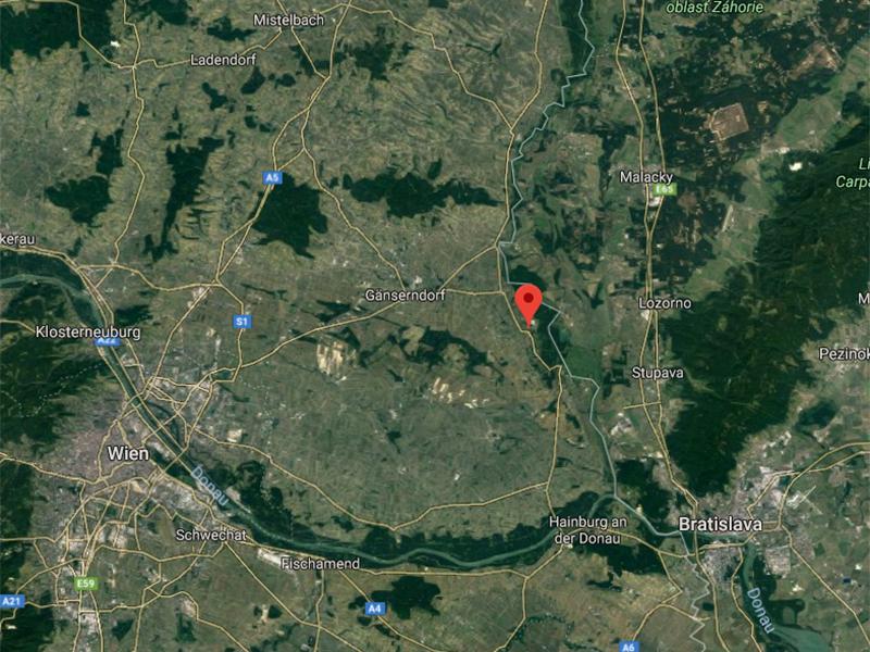 12.12.17 Gasexplosion Baumgarten an der March Marchegg OMV